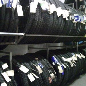 Bike accessories: tyres